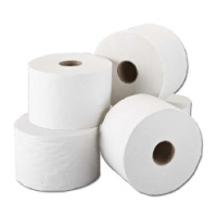 "Mini Jumbo Toilet Roll 2¼"" Core 150m"