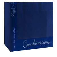 Napkins-Regatta-Navy-Blue-40cm-2ply