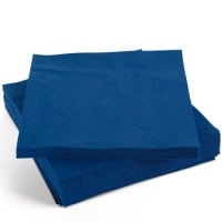 Swansoft Napkins Indigo 40cm Feels Like Linen - 500
