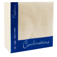Napkins-Champagne-40cm-2ply