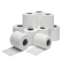 Standard Toilet Rolls 2ply 200 Sheets