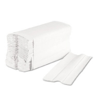 C Fold Hand Towels 2ply White