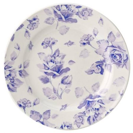 "Heritage Faith Wide Rim Plate 10"" (25cm) Case of 6"