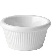 Melamine Fluted Ramekin 2oz (6cl) Case of 12