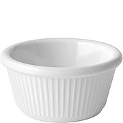 Melamine Fluted Ramekin 3oz (9cl) Case of 12
