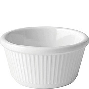 Melamine Fluted Ramekin 4oz (12cl) Case of 12