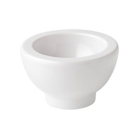 Melamine Pinch Pot 2.5'' (6cm) 0.75oz (2cl) Case of 12