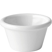 Melamine Plain Ramekin 1.5oz (4cl) Case of 12