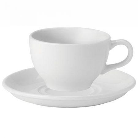 Pure White Cappucinno Cup 8oz (23cl) Case of 6