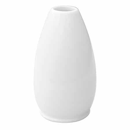 Churchill Alchemy White Bud Vase 12.5cm Case of 6