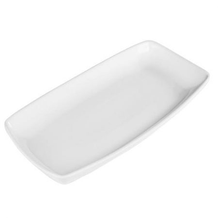 Churchill X Squared Oblong Plate 29.5 x 15cm Case of 12