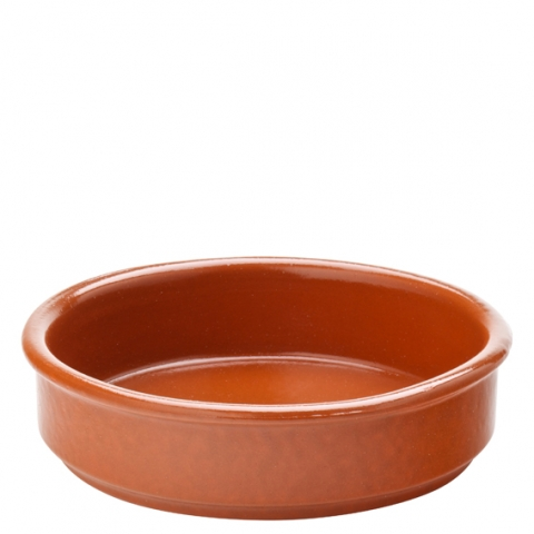Estrella Terracotta Tapas Dish 4.5'' (11.5cm) Case of 24