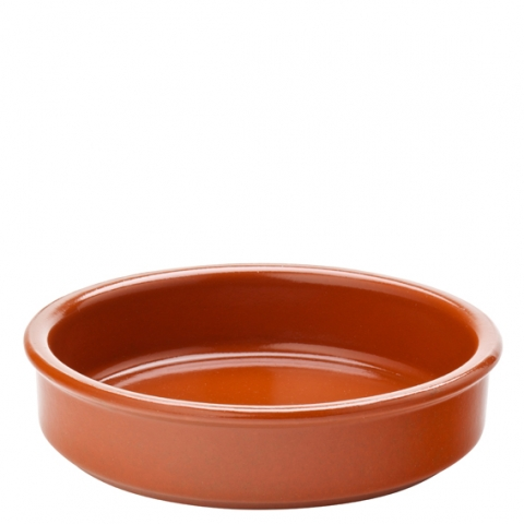 Estrella Terracotta Tapas Dish 5.5'' (14cm) Case of 24