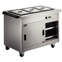 Lincat Panther Hot Cupboard & Bain Marie Top