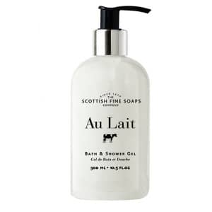Au Lait Bath & Shower Gel 6 x 300ml