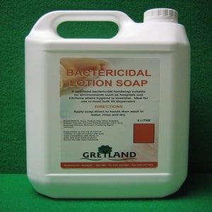 Bacteicidal Lotion Hand Soap 5lt