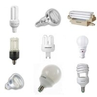Light Bulbs & Tubes