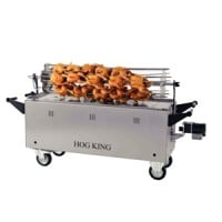 Hog Master Chicken Rotisserie Kit