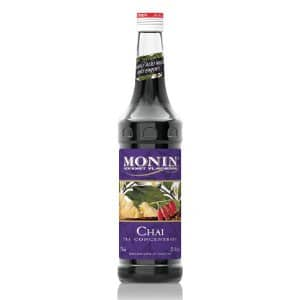 Monin Chai Tea Syrup 700ml