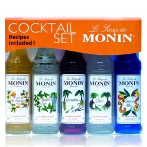 Monin Cocktail Set