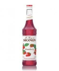 Monin Strawberry Syrup 700ml