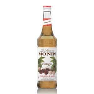 Monin Chestnut Syrup 700ml