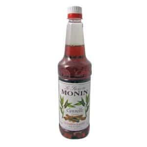Monin Cinnamon Syrup 1lt