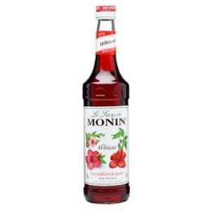 Monin Hibiscus Syrup 700ml
