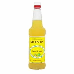 Monin Sweet and Sour Syrup 1lt