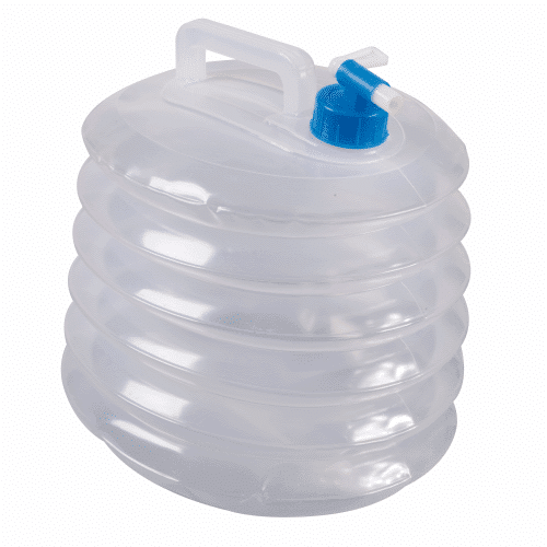 Concertina Water Carrier 10lt
