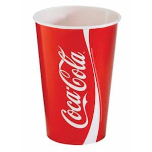 Coke Cold Cup 16oz Pack 1000