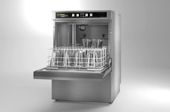 Ecomax Plus G403 Compact Glasswasher