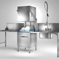 Ecomax Plus H603S Passthrough Dishwasher