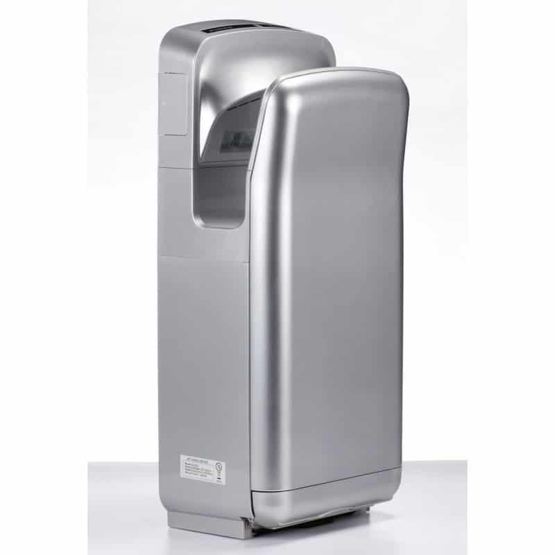 Jet Blade Hand Dryer Silver