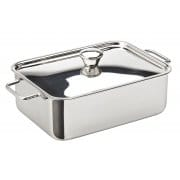 Rectangular Roasting Dish - 6x4.5 inch Pack 6