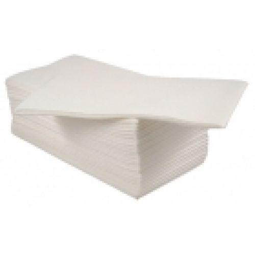 Swansoft 8 Fold White Napkin Pack 1000