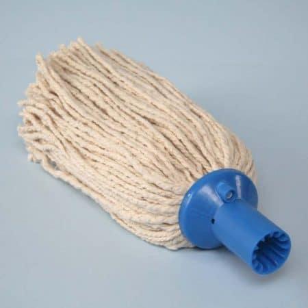 Mop Head Blue HX Socket 250gm PY Yarn