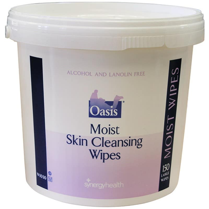 Oasis Moist Wipes 150 Sheets