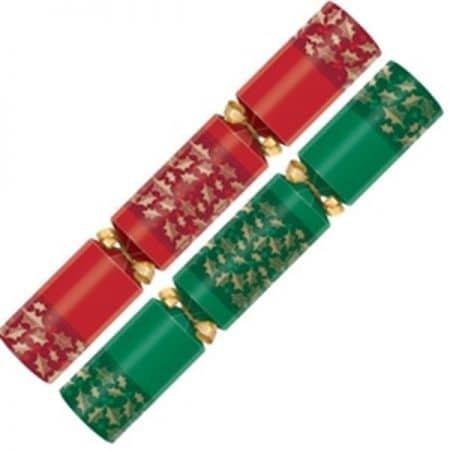 12″ Twelfth Night Family Cracker Pack 50