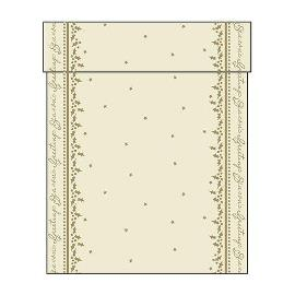 Winter Greetings Table Runner Pack 6